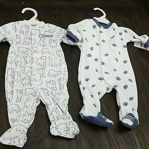 Newborn onesies winter